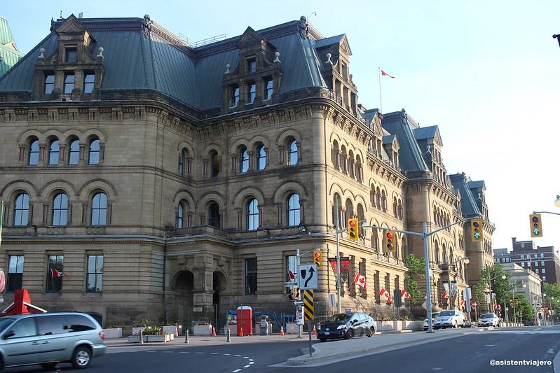 Ottawa Langevin Block