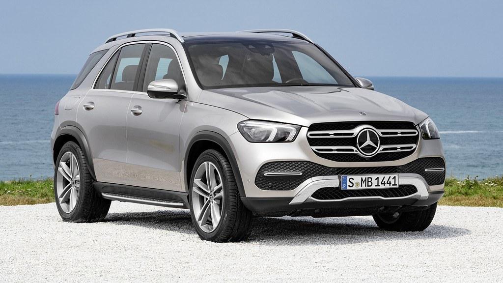 Mercedes GLE 16