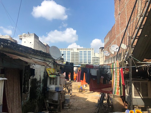 Home Sweet Home - A Residential Lane Without a Name, Gurgaon