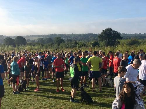 Heartwood Forest parkrun 15 Sept 2018 - Ruth Kent