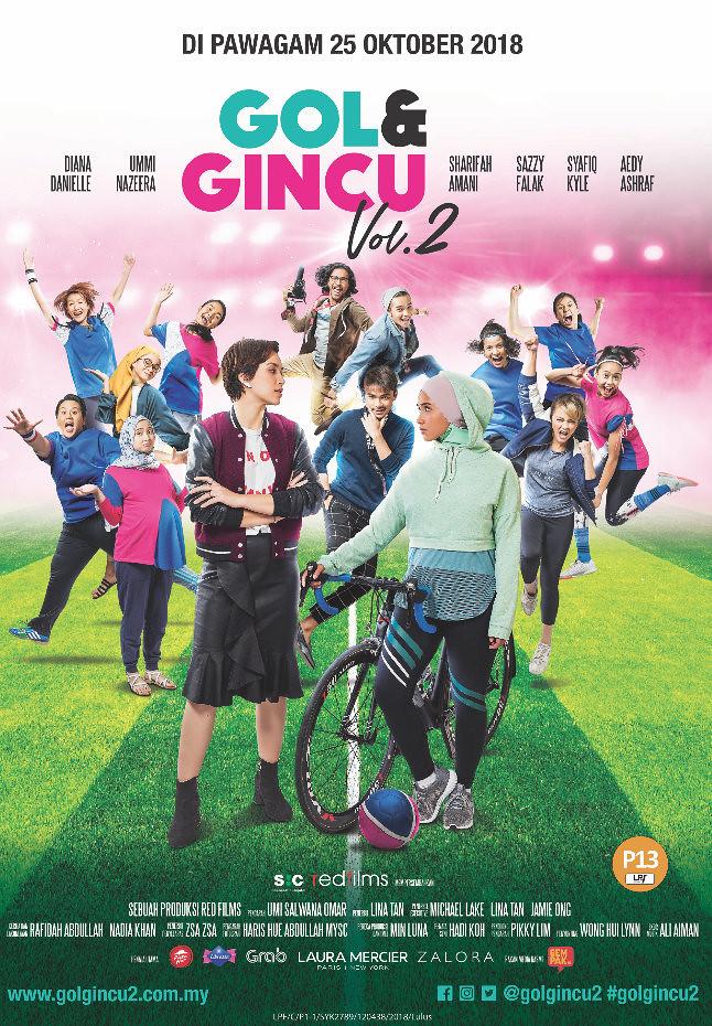 GOL & GINCU VOL. 2 Poster