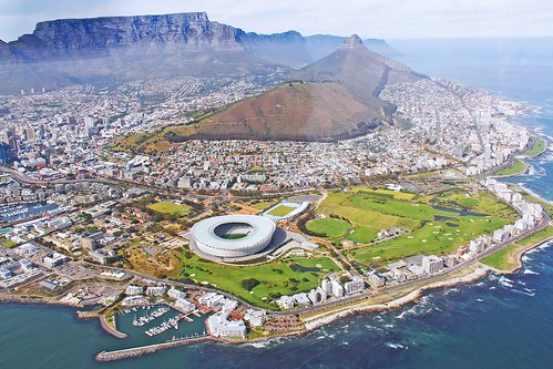 Cape Town, South Africa. From 5 Perfect Destinations for a Memorable Getaway