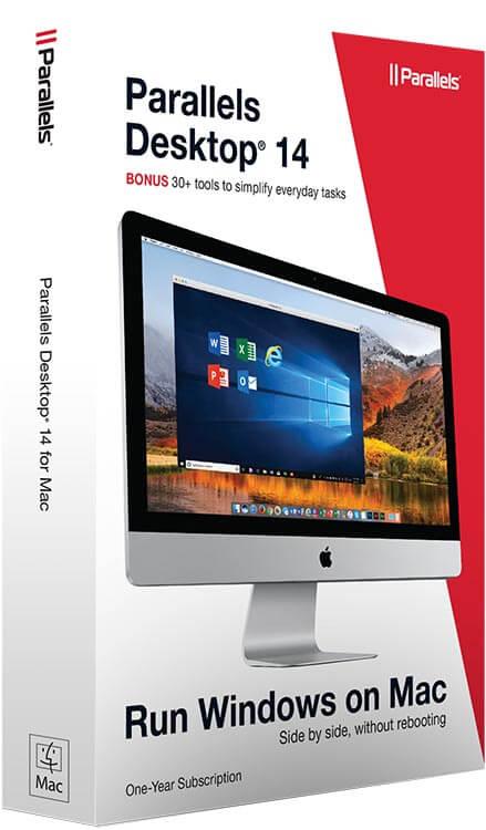 Parallels Desktop 14 software