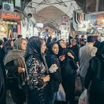Esfahan Bazaar, Iran