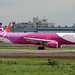 "Air Peach""y"" A320 JA810P lining up for takeoff at NRT/RJAA by Jaws300"