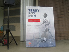 Terry Fox thank you (Sept 16, 2018)