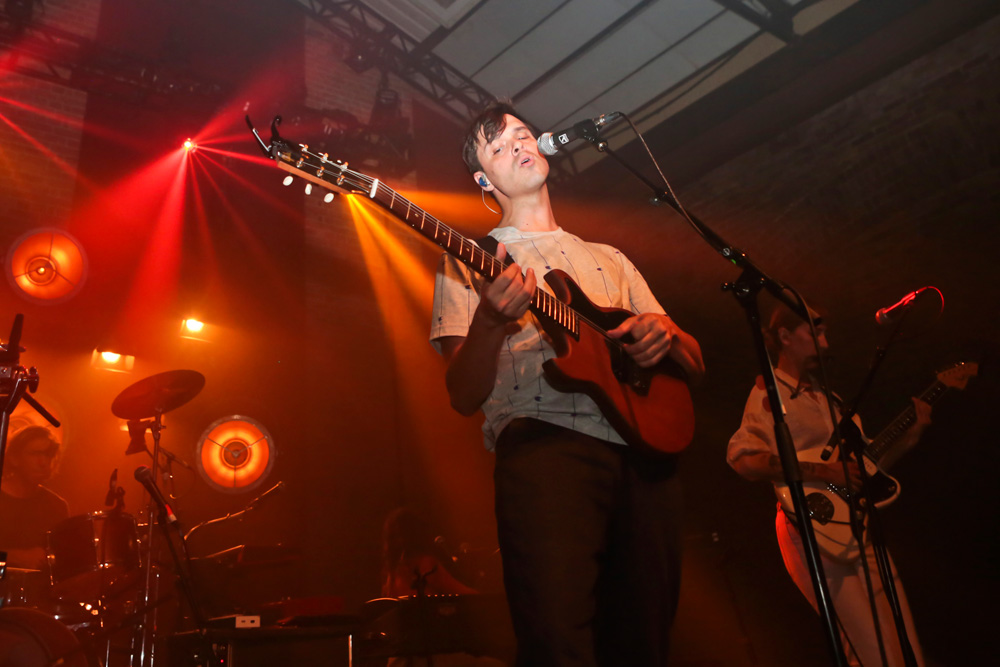 Dirty Projectors @ Village Underground 22/08/18