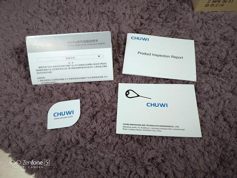 Chuwi Hi9 Pro 開封レビュー (12)
