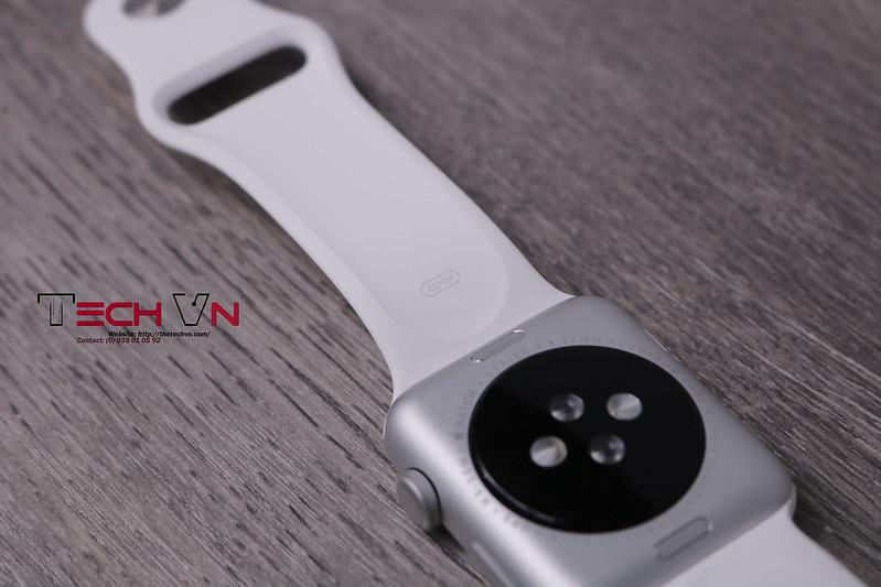 Techvn - apple watch series 3 42mm GPS silver 04