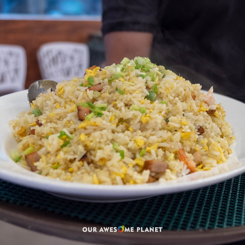 Seascape village market the best cleanest paluto market in manila seascape market 105g yang chao fried rice ccuart Images