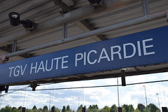 Station Sign - Photo of Licourt
