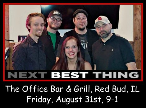 Next Best Thing 8-31-18