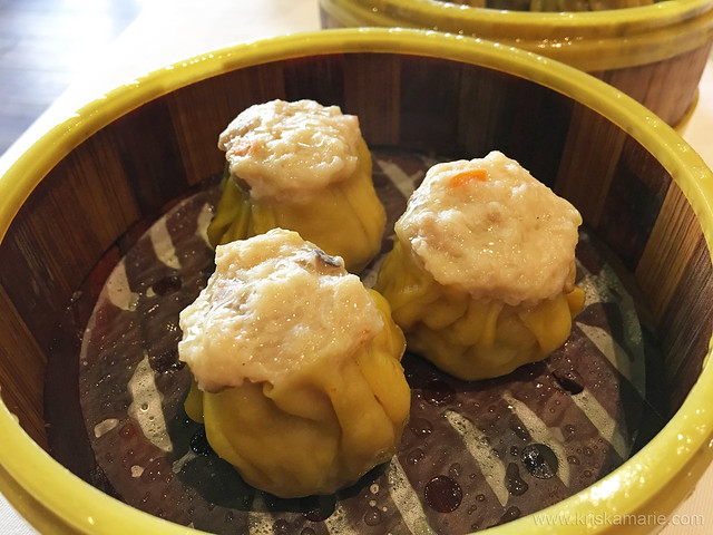 Siomai with Chicken and Shrimp from Long Yin