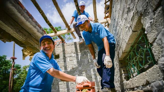 【圖三】Ford為體現「Better World」更美好世界的企業願景,以「Operation Better World」專案為社區提供幫助,並鼓勵員工投入志工服務。