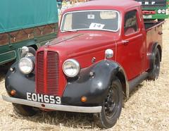 Hillman Minx Pick-up (1938)