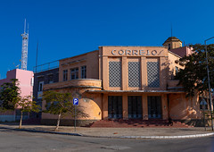 Old portuguese colonial post office, Benguela Province, Lobito, Angola