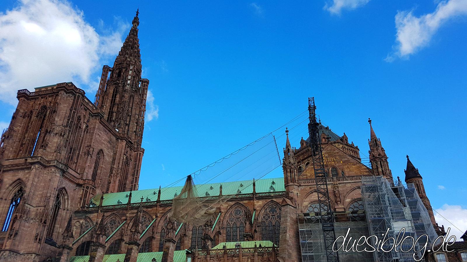 Cathedrale Notre-Dame de Strasbourg duesiblog travelblog 81