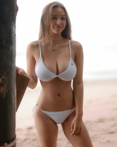Alyn bikini natalie lind 60 Sexy