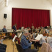 DSCN1361c Ealing Symphony Orchestra 25th August 2018. Leader Peter Nall, Conductor John Gibbons. Chorley Wood (Photo: Heather Humphreys)