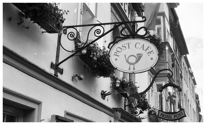 Post cafe Villach