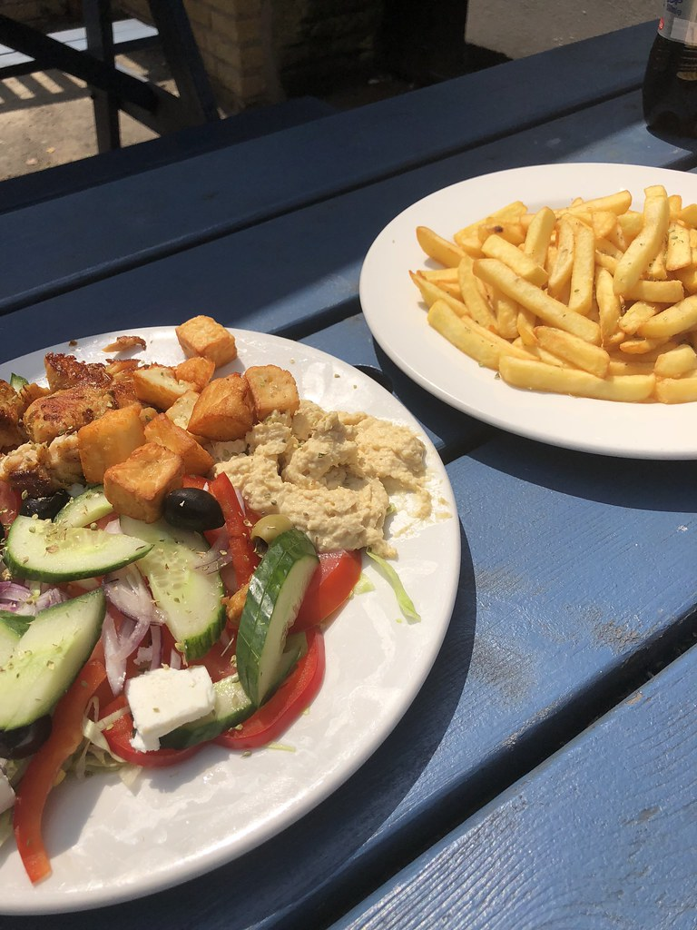 Greek food Sheffield