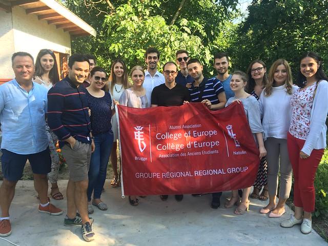 Romanian Regional Alumni gathering, July 2018