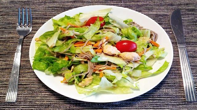 salat có giấm