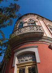 Old portuguese colonial building, Benguela Province, Lobito, Angola