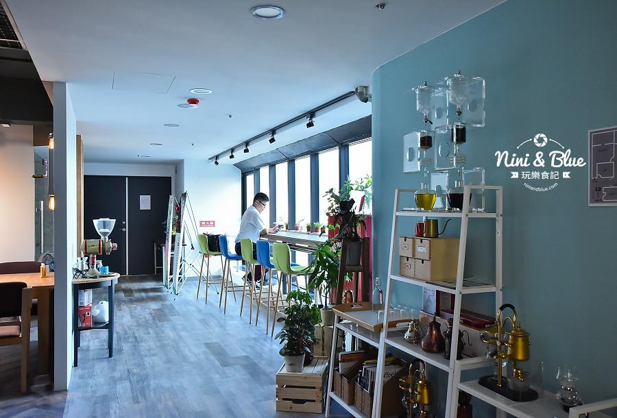 凱度 高空咖啡 台中夜景咖啡02
