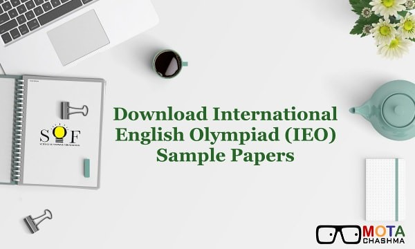 ieo sample papers