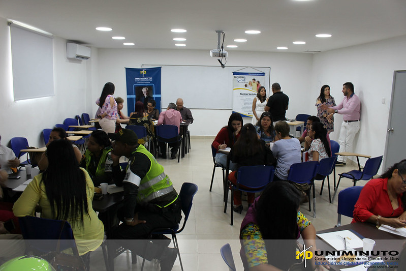 I Encuentro Red interinstitucional de apoyo RIA.