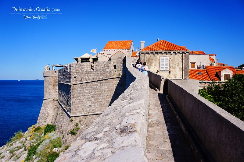 2018 Croatia Walls of Dubrovnik 09
