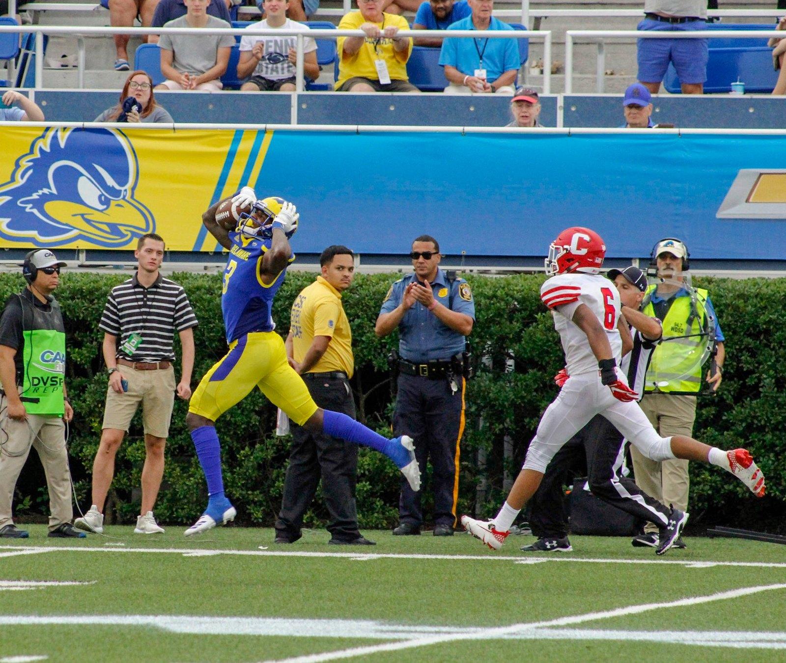 Delaware Football Roundup: Delaware 27, Cornell 10