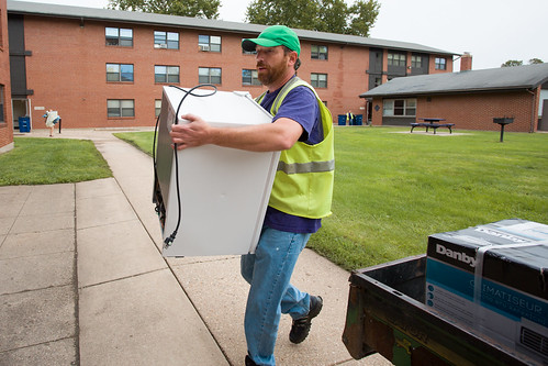 Knox College Move-In Day 2018