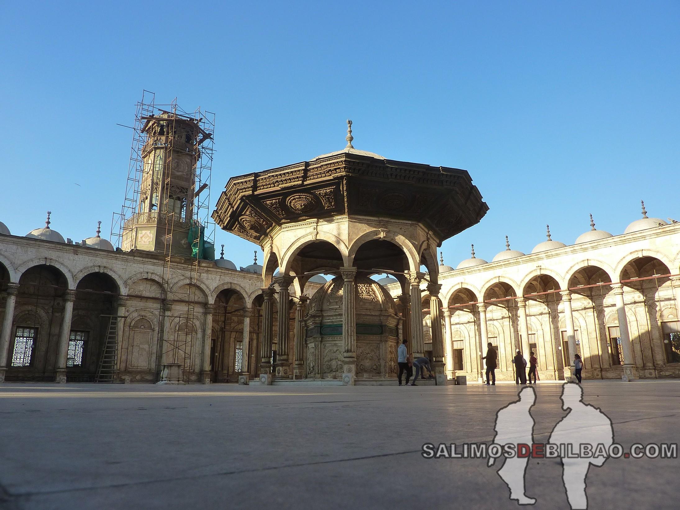 0376. Ciudadela de Saladino, Cairo