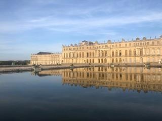 Versailles reflections