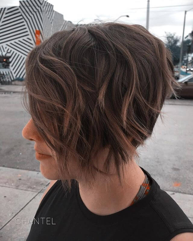 Best Bold Curly Pixie Haircut 2019- 50 Hairstyle Inspirations 15