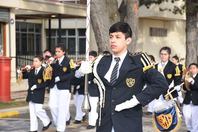 Desfile Semana Salesiana 2018