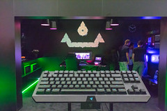 Razer Gaming-Tastatur mit RGB LED