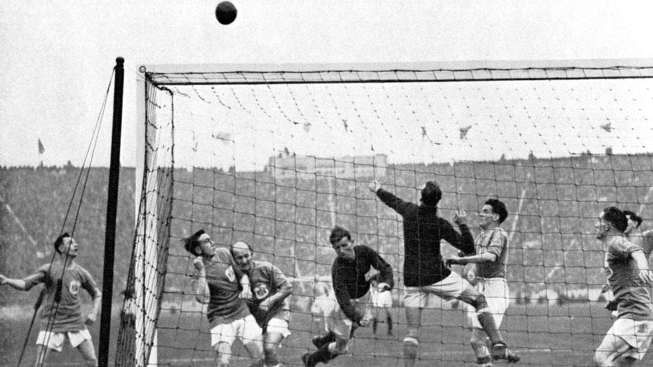 Tom Farquharson - Cardiff City Goalkeeper during the 1927 FA Cup triumph
