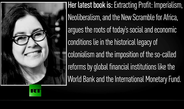 Chris Hedges: Extracting Profit: Imperialism, Neoliberalism, and the New Scramble of Africa