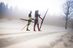 Základní kategorie běžeckých lyží