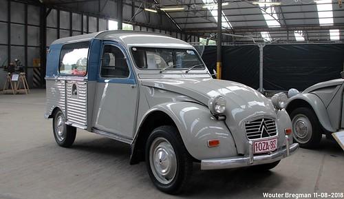 Citroën 2CV AZUL Week-End 1963