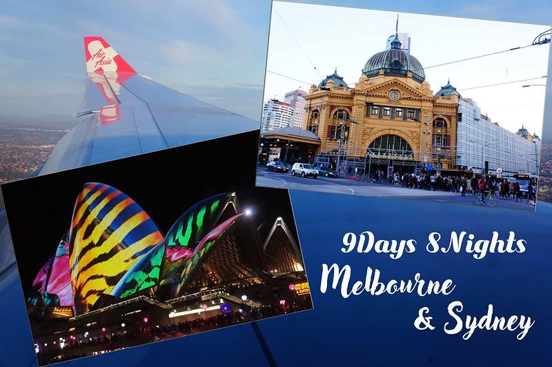 2017 Australia Melbourne & Sydney Cover-1