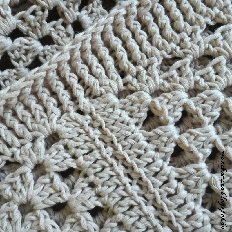 crochet ,cocoon cardigan, easy (3)