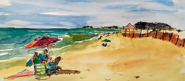 180901 Misquamicut Beach RI