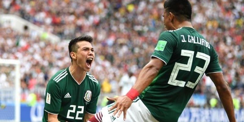 El Tri bintang meninggalkan tim nasional Meksiko