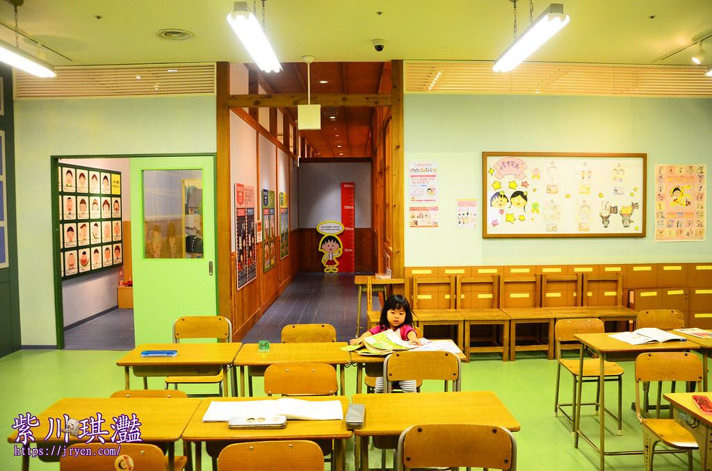 日本靜岡櫻桃小丸子博物館-0001