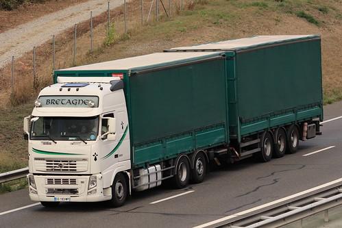 Volvo FH - France