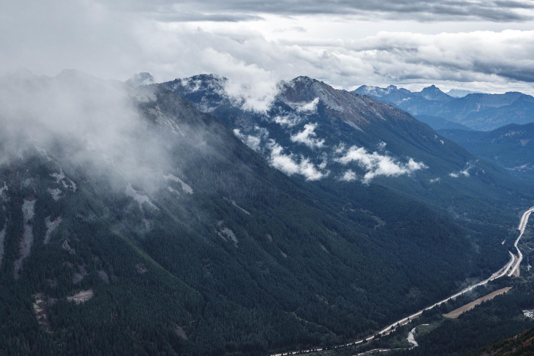 Bandera and Granite Mountains